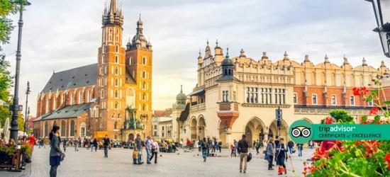 Scenic Krakow City Break - Auschwitz Tour Included