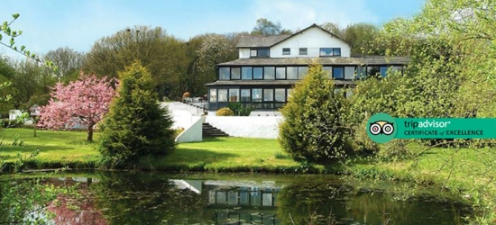 Lake District Escape, Dinner, Leisure Access & Cruise for 2