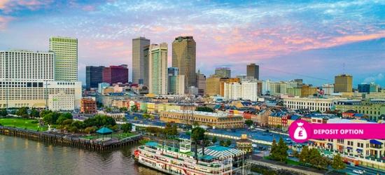 Memphis & New Orleans Escape - Optional Elvis Tour!