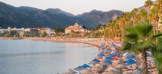 4* All-Inclusive Marmaris, Turkey Escape - Near Atlantis Waterpark!
