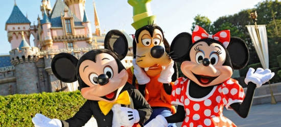 Disneyland Paris Escape  or Eurostar - Park Tickets Option!