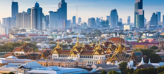 4* Luxury Bangkok & Phuket Multi-City Escape - Island Tour Option!