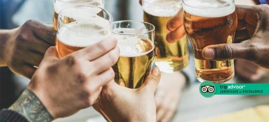 Central Riga Mini-Break, 3-Hour Happy Hour Pub Crawl