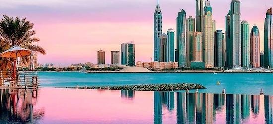5* Dubai break