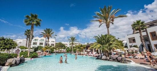 5* all-inclusive Lanzarote week w/flights