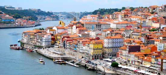 Win a short break for two to Porto