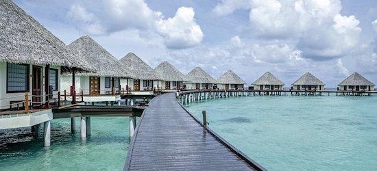 Luxury 5* Maldives getaway