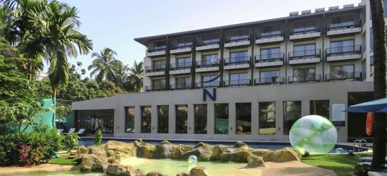 5* luxury Goa getaway w/breakfast & flights