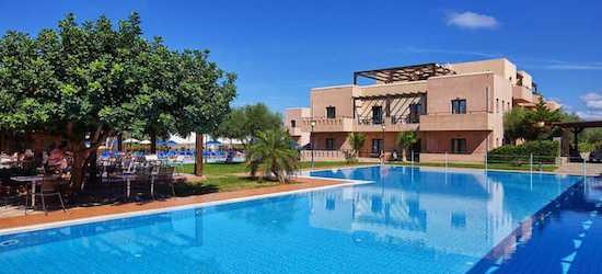 5* all-inclusive Crete holiday w/flights
