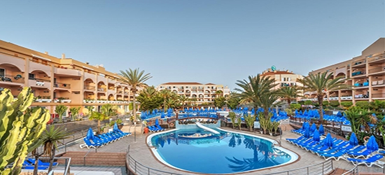 3* all-inclusive Gran Canaria week