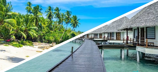 4* deluxe Sri Lanka & Maldives multi-center holiday