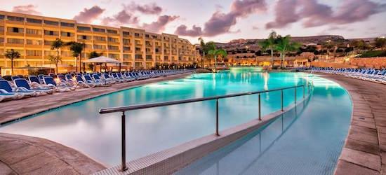 4* half-board PLUS Malta getaway