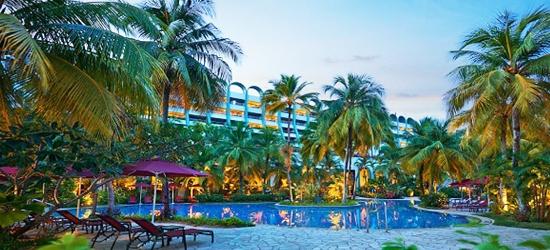 5* luxury Malaysia getaway w/room upgrade