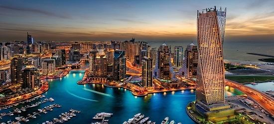 Dubai: 4-night 4-star holiday with flights & breakfast