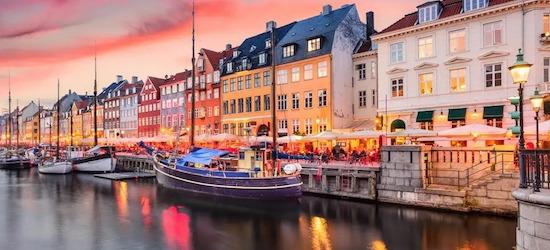 3* Copenhagen city break w/flights