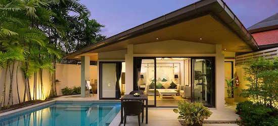 Luxury 5* Phuket escape w/breakfast & flights