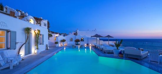 5* luxury Mykonos escape