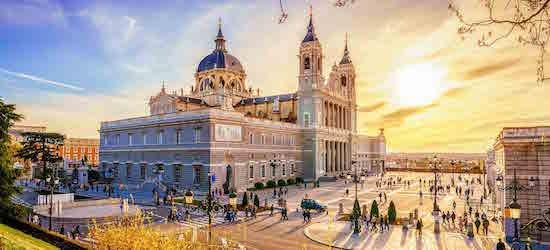 4* Madrid: 3 nights + breakfast & flights