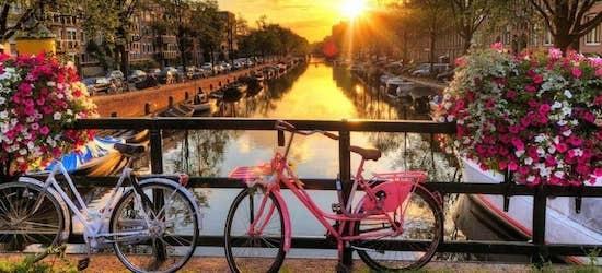 4* Amsterdam: 3 nights + breakfast & flights