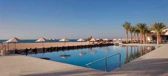 Luxury 5* Ras al Khaimah escape w/breakfast & flights