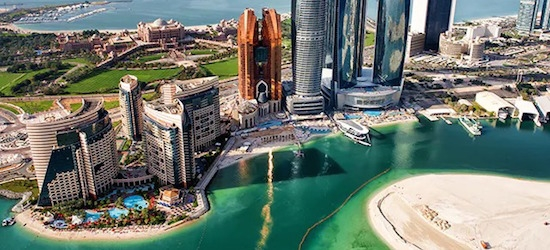 5* luxury Abu Dhabi stay w/breakfast & flights