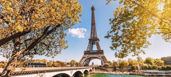 4* Paris: 3 nights + breakfast & flights