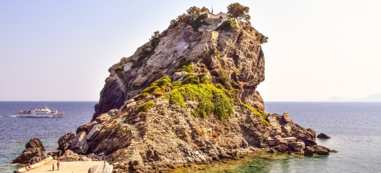 Win a 2-week family Greek Island-hopping holiday + Mamma Mia! tickets
