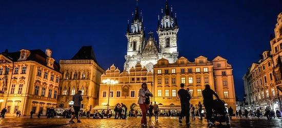 Prague: 4* City break w/breakfast & flights