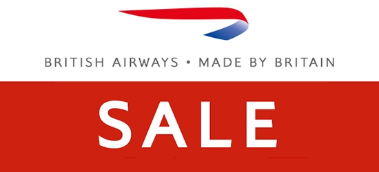 British Airways The World On Sale