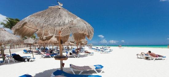 4* Cancun: 7 nights + flights