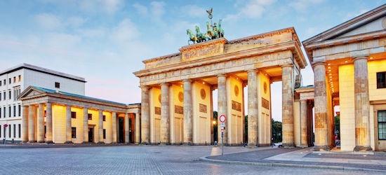 3* Berlin: 2 night + flights