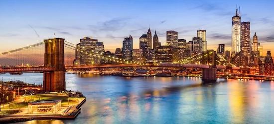 3* New York: 3 nights + flights