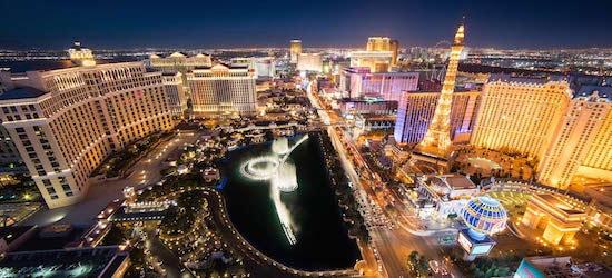3.5* Las Vegas: 7 nights + flights