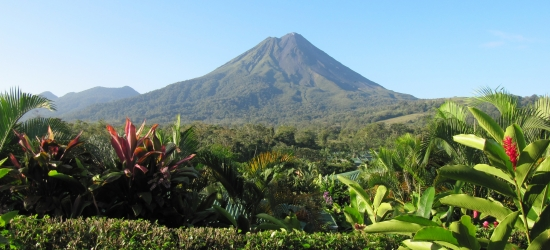 Win a trip for two to Costa Rica