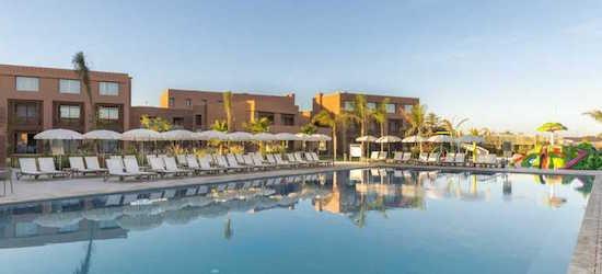 4* all-inclusive Marrakech getaway w/flights
