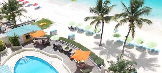 4* Barbados resort holiday w/flights