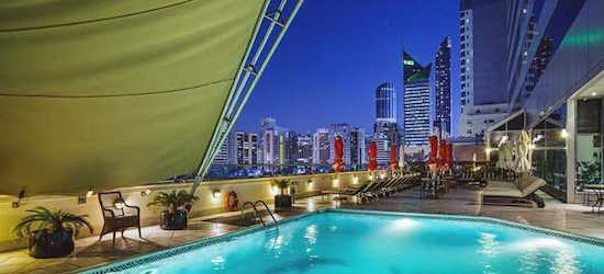 5* luxury Abu Dhabi break w/flights
