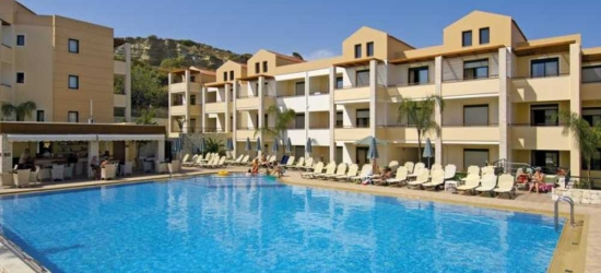 7 nights in Apr at the 4* Creta Palm Hotel & Apartments, Crete West, Greece