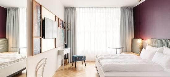 $ Based on 2 people per night   Enchanting Vienna hotel with Art Nouveau-style interiors, Hotel Schani Salon, Austria