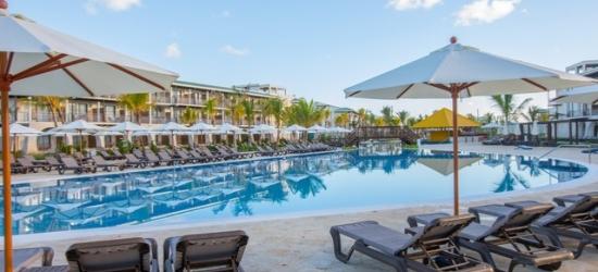 $ Based on 2 people per suite per night | All-inclusive sleek Punta Cana suite stay, Ocean El Faro All Inclusive Resort, Punta Cana, Dominican Republic