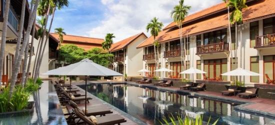 $ Based on 2 people per night | Five-star all-suite stay near Angkor Wat, Anantara Angkor Resort, Cambodia