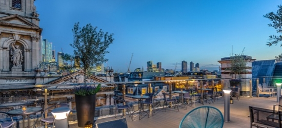 $ Based on 2 people per night | Historic London courthouse hotel in the hip East End, Courthouse Hotel Shoreditch, London