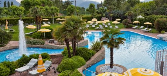 Based on 2 people per night   Relaxing spa hotel outside Padua, Radisson Blu Resort, Italy