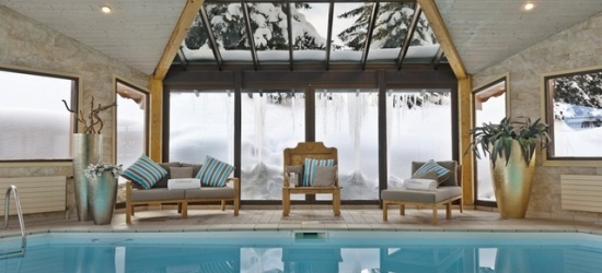 $ Based on 2 people per night   Cozy French Alps stay near the famous Three Valleys, Hotel les Sherpas, Courchevel