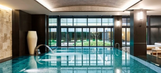 $ Based on 2 people per night   5* luxury Fairmont hotel in bustling Istanbul, Fairmont Quasar Istanbul, Turkey