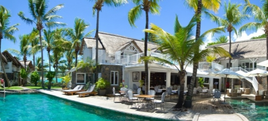 $ Based on 2 people per night   5* Mauritius hideaway on a secluded beach, 20 Degrés Sud, Grand Baie