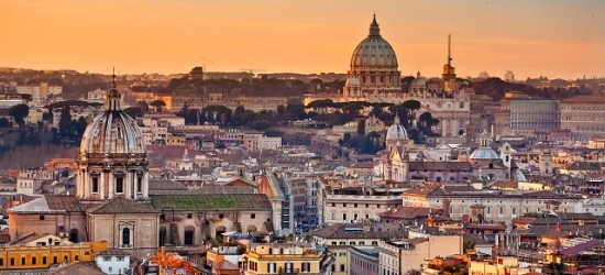 Based on 2 people per night | Iconic Rome stay near the Vatican, Hotel dei Consoli, Italy