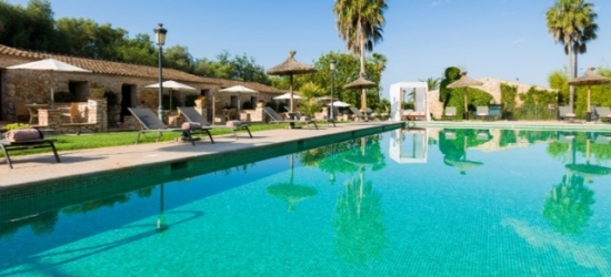 Based on 2 people per night | Charming Mallorca stay in a boutique country bolthole, Sa Bassa Rotja Ecoturisme, Spain