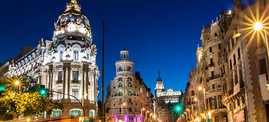 $ Based on 2 people per night | Contemporary Madrid stay in the heart of the city, The Walt Madrid, Spain