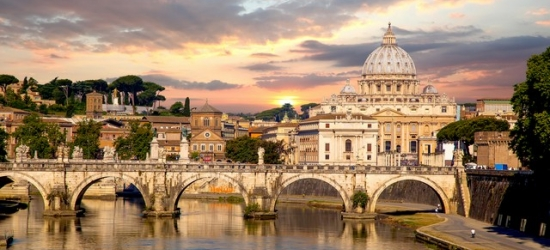 $ Based on 2 people per night | 5* luxurious Rome hideaway, Grand Hotel Ritz, Italy
